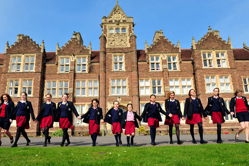 Haberdashers' Monmouth School for Girls