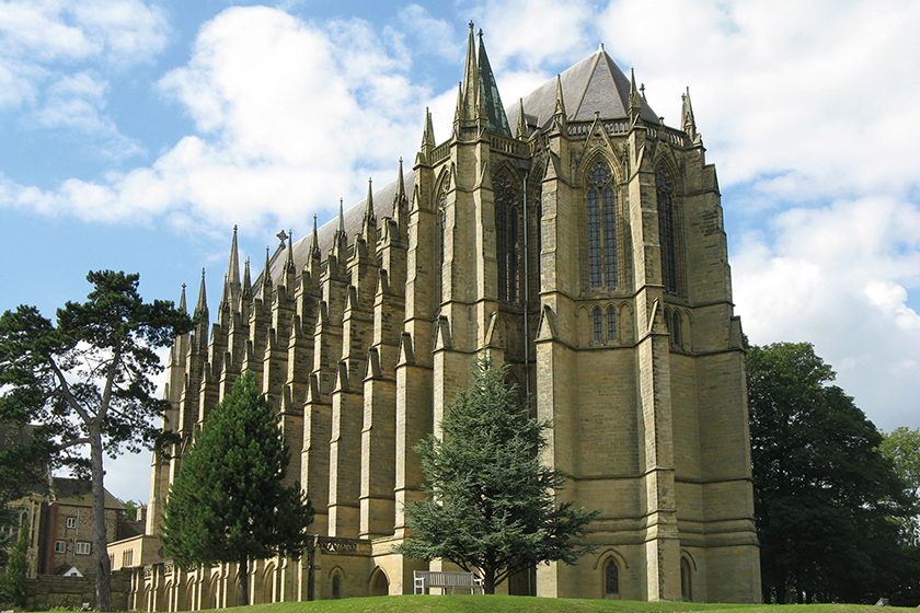 Lancing College Exterior