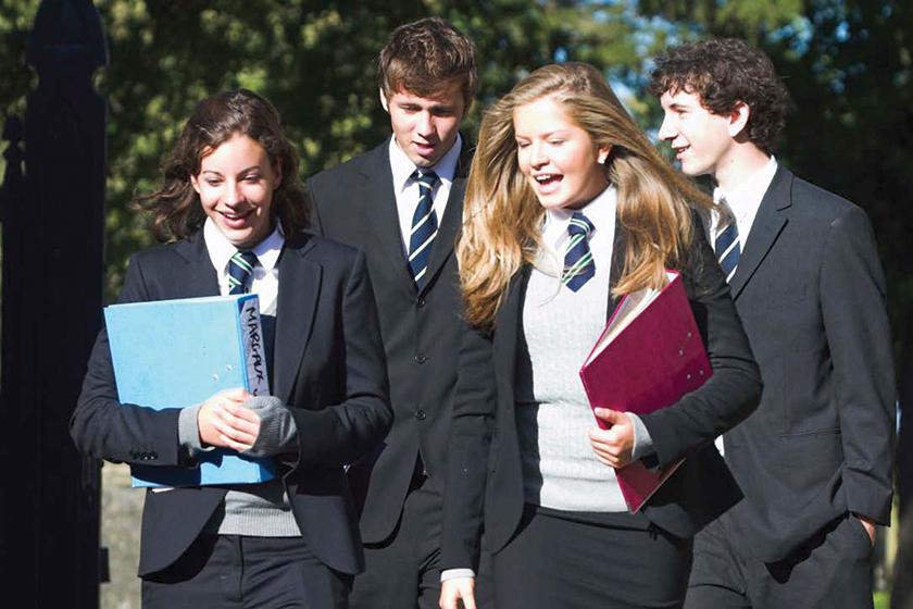 Sevenoaks School IB Diploma