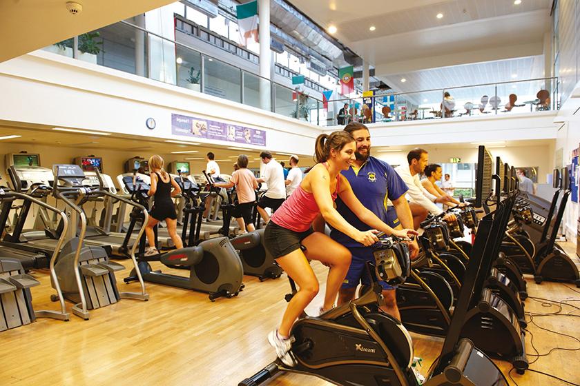 University Bath Gym