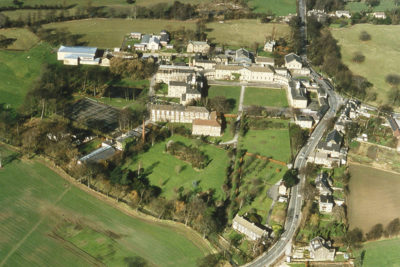 Ackworth School Aerial View