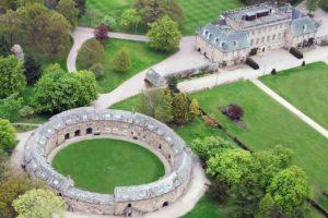 Gordonstoun School Aerial