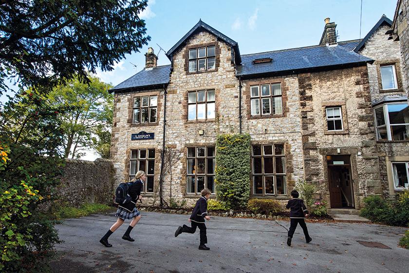 S. Anselm's School