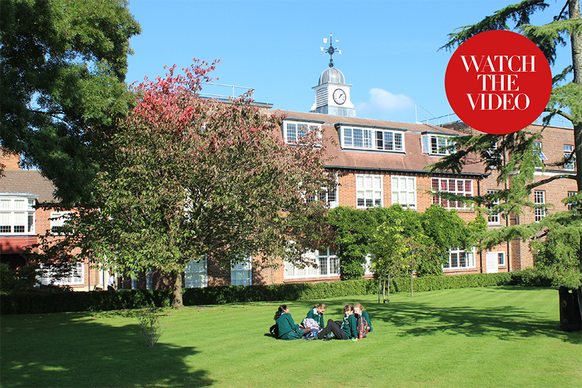 St Helens School video