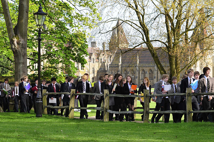 Charterhouse School Sixth Form