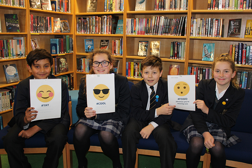 Epsom College Internet Safety