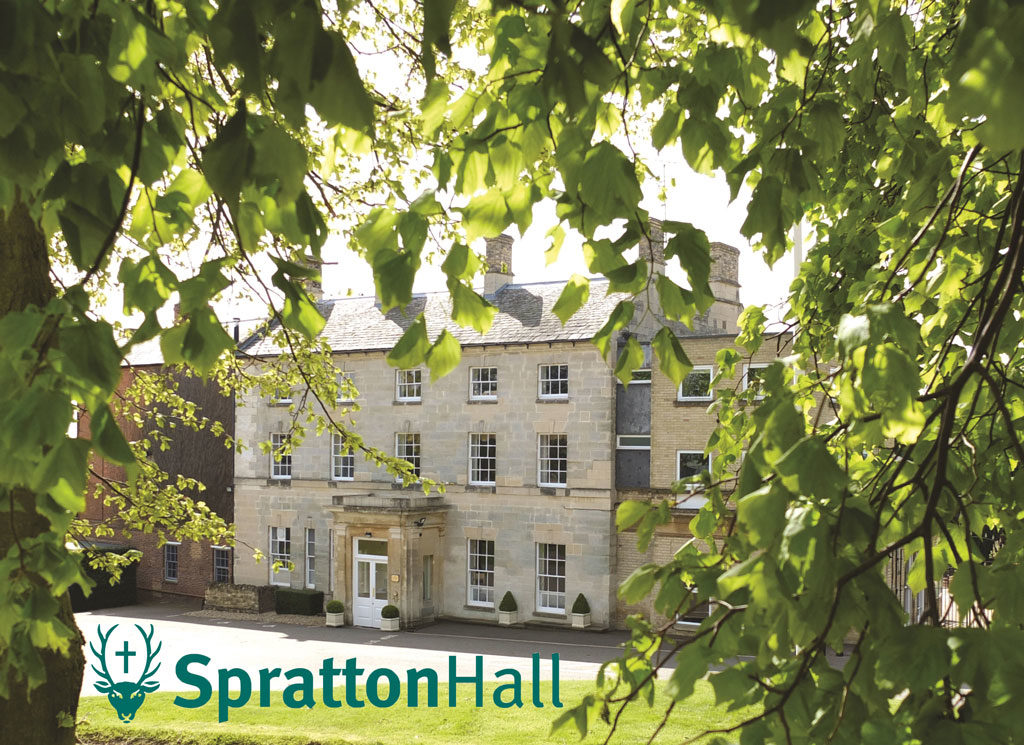 Spratton Hall