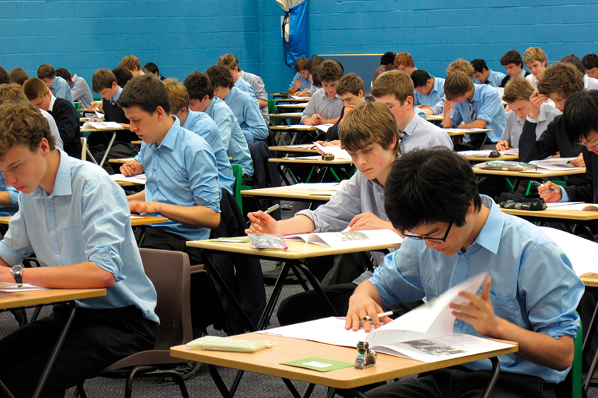 Resitting Exams