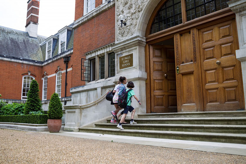 St Paul's Girls' School