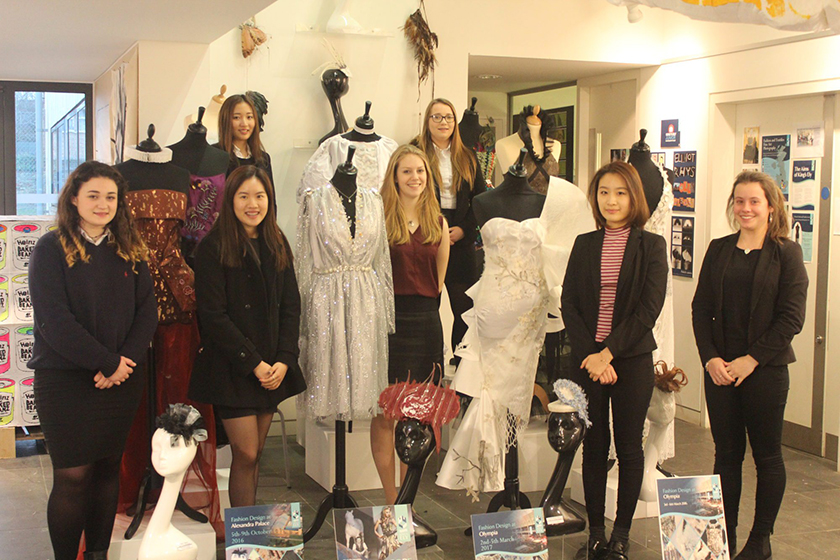 King's Ely Fashion and Textiles