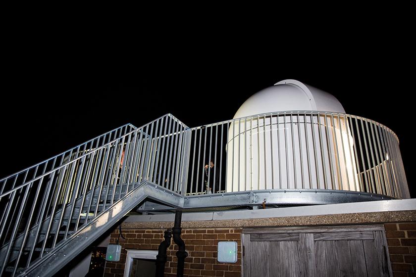 Alleyns Observatory