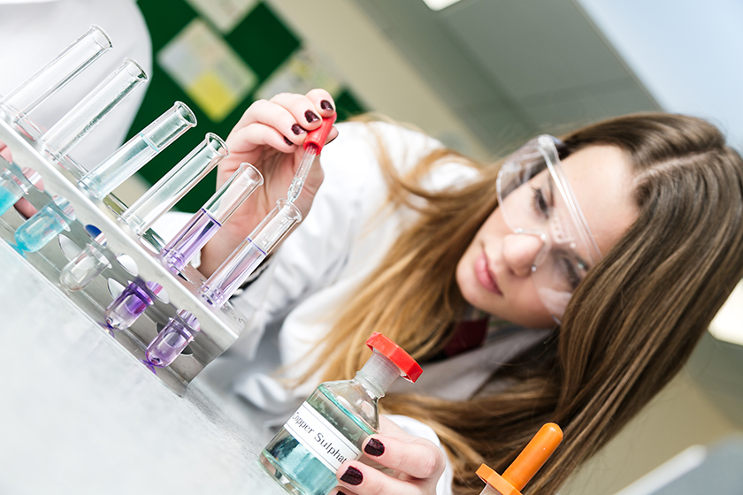 Cheltenham College women in STEM