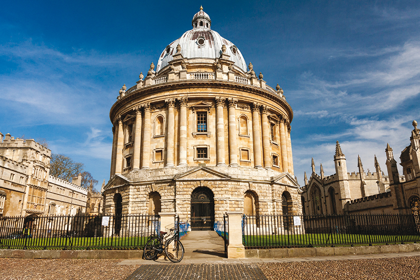 Oxford British university
