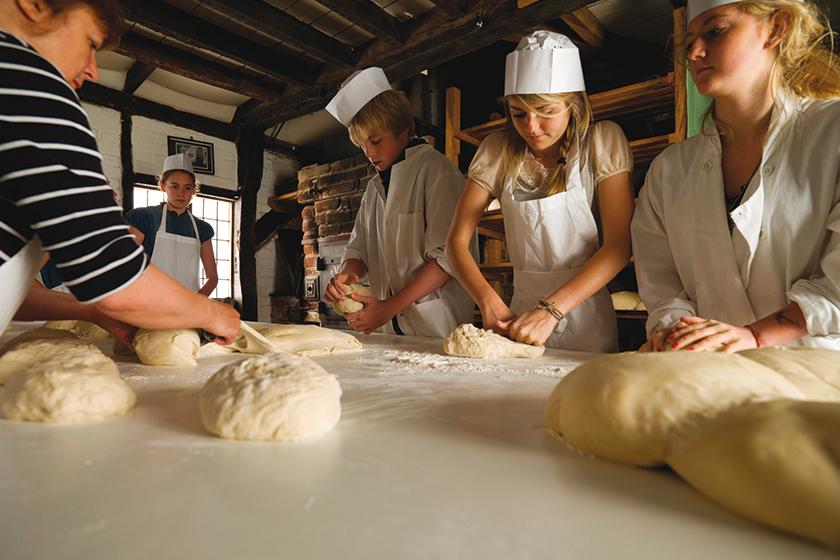Bedales bread