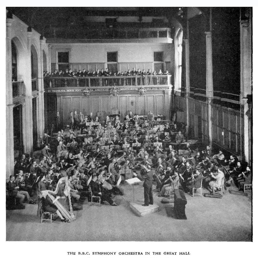Bedford Shool BBC Symphony Orchestra