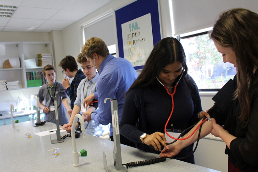 Medical Careers Day