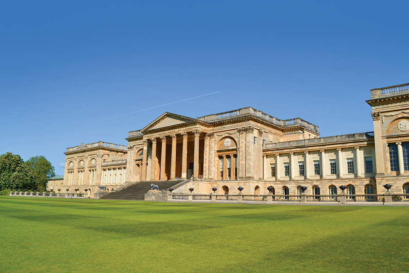 Stowe School architecture