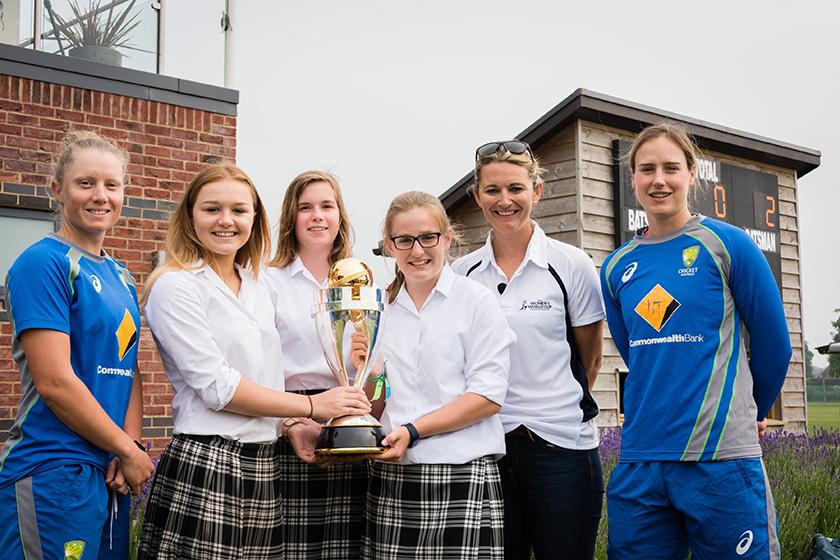 Oakham School Women's Cricket