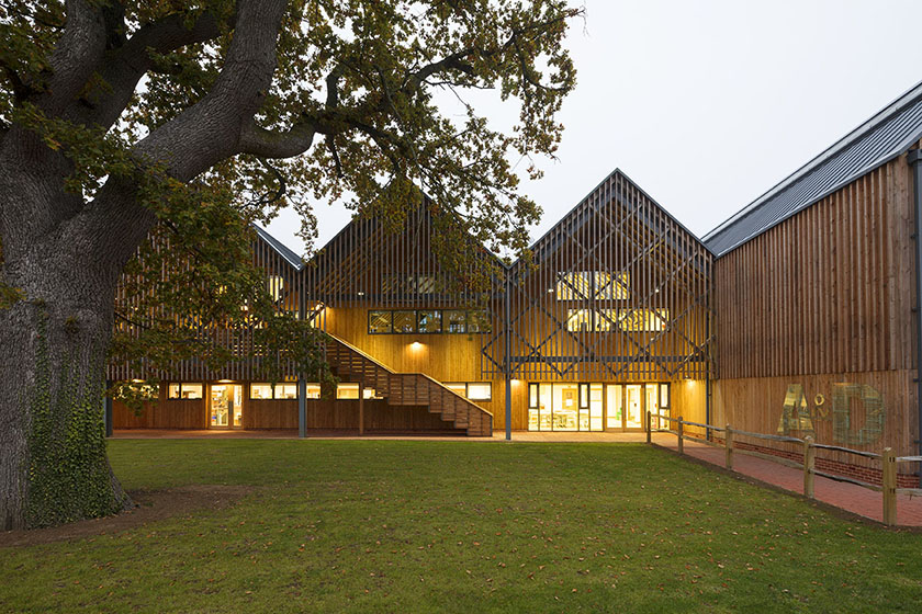 RIBA Bedales Art and Design Building
