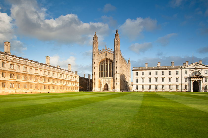 Teaching Excellence Framework Cambridge University Kings College Chapel