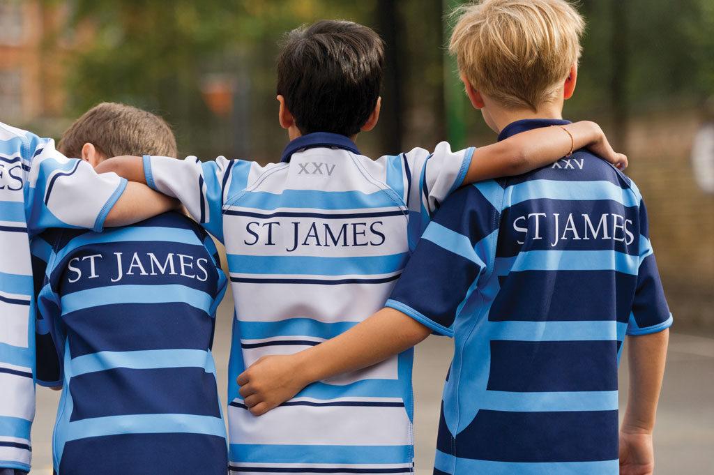 St James Junior School
