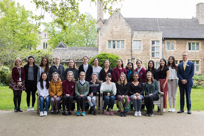 Cheltenham Ladies College IB