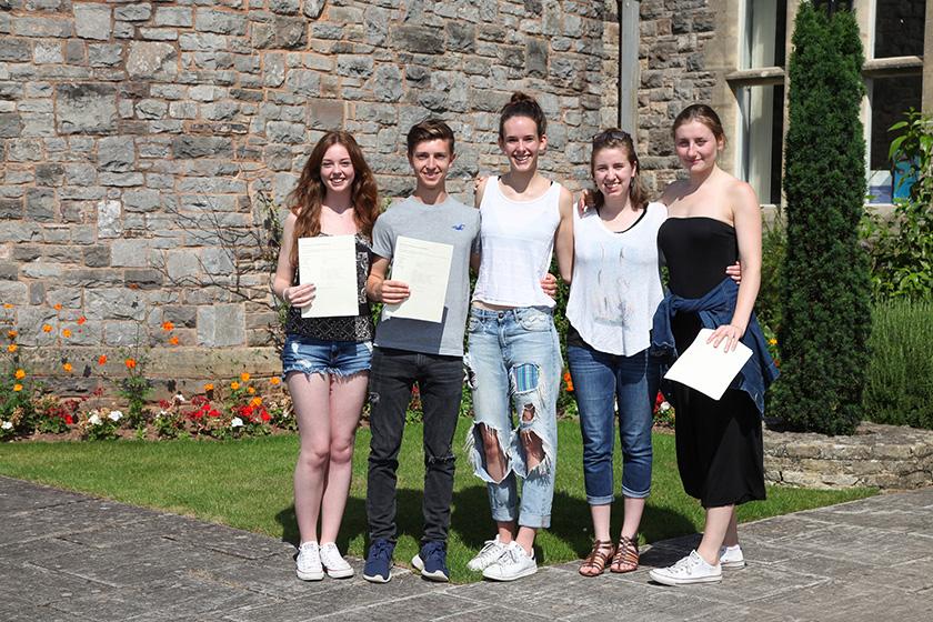 IB Students Taunton