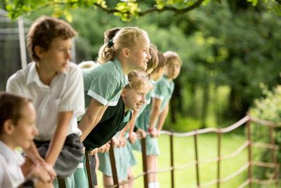 St Andrews Pangbourne pupils