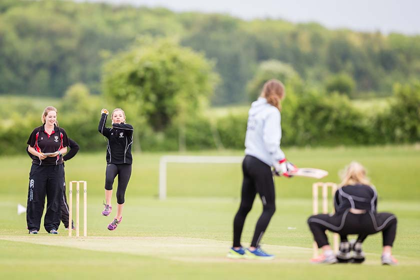 Dauntseys Women's cricket
