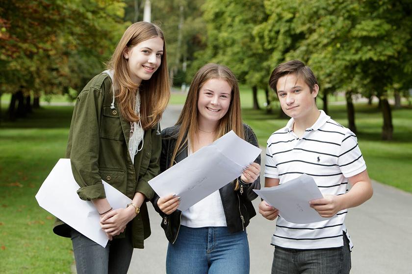 Haileybury GCSE results