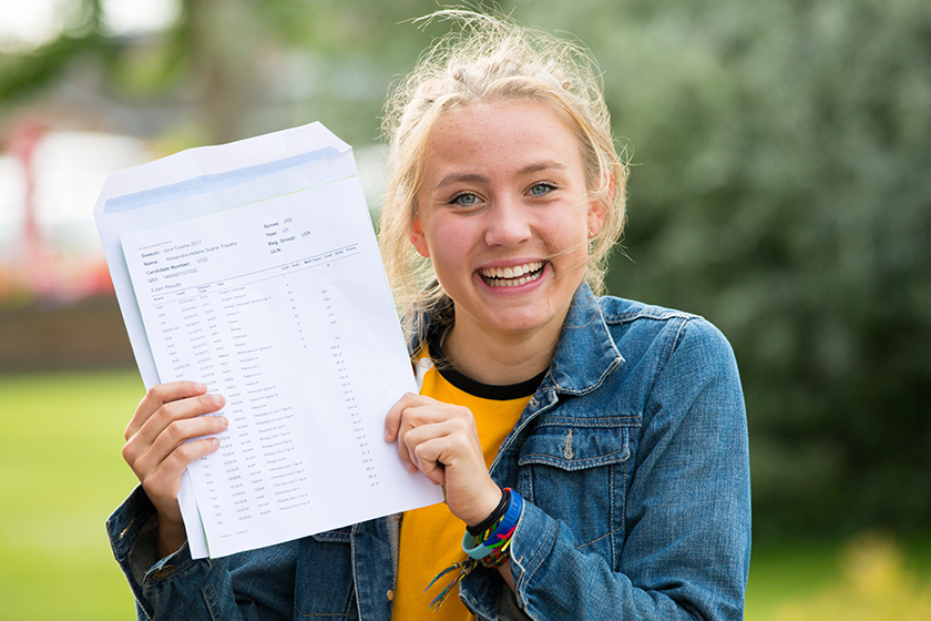 Lady Eleanor Holles GCSE results