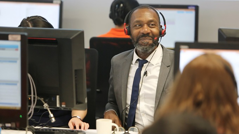 Lenny Henry Clearing