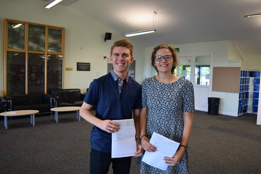 Rydal Penhros A-level results day