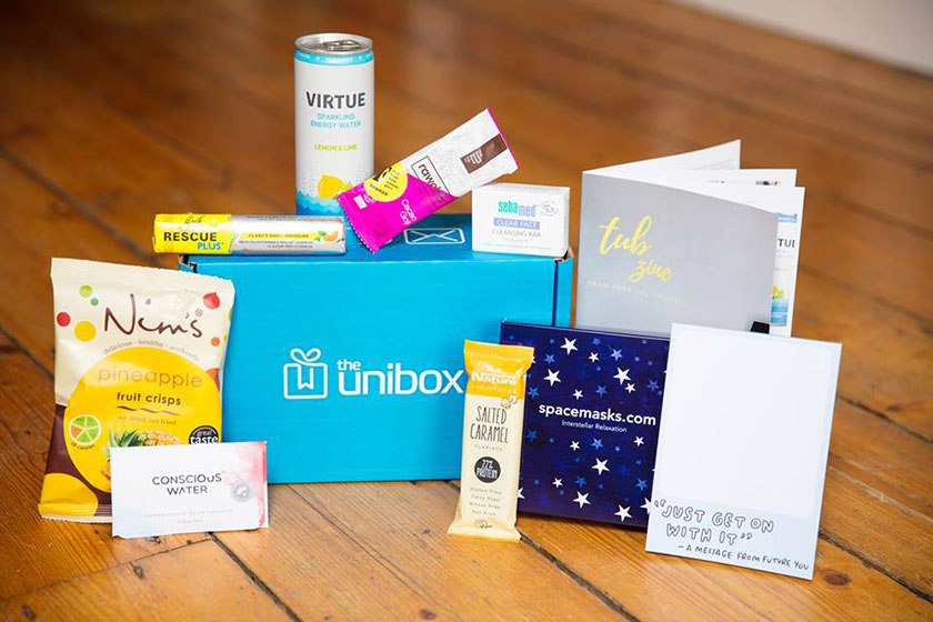 University gift ideas Unibox