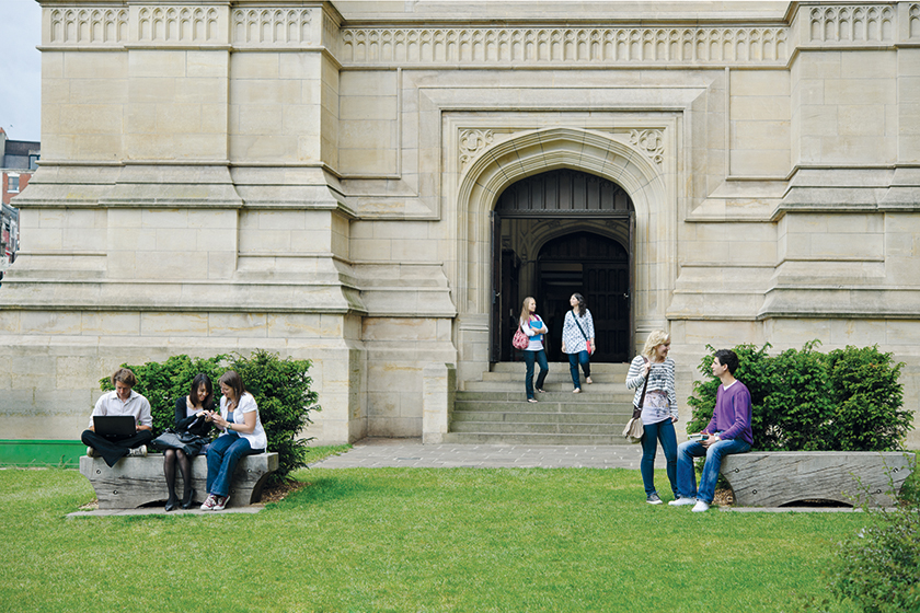 Bristol University clearing