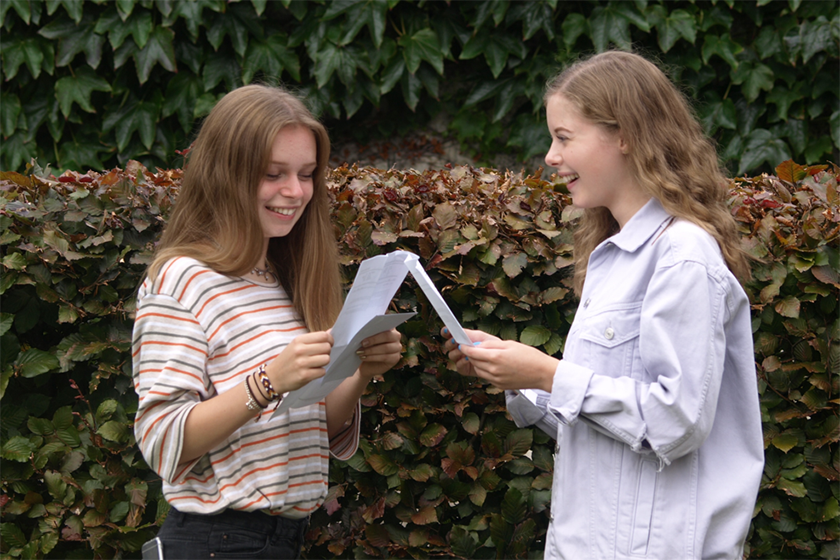 Wycliffe College GCSE results