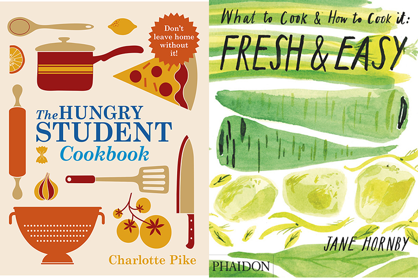 university cookbooks