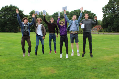 2018 A Level Results