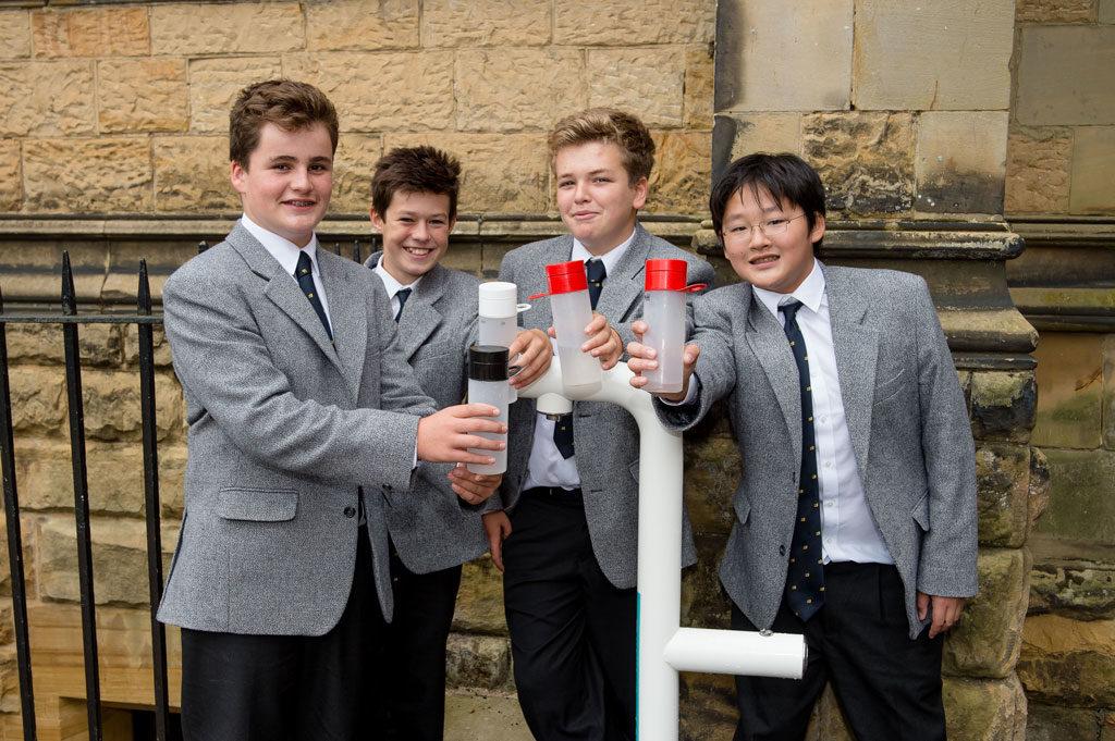 schools reducing plastic