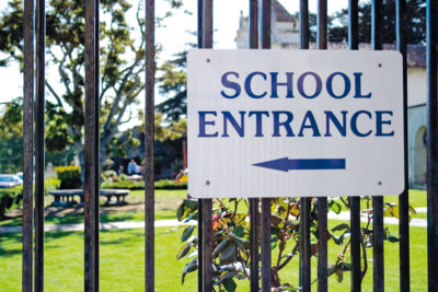 Future Independent School Entrance Procedures