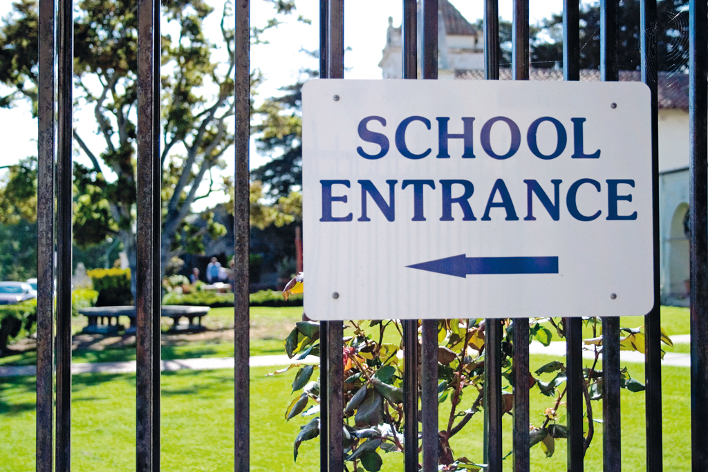 Future Independent School Entrance Procedures