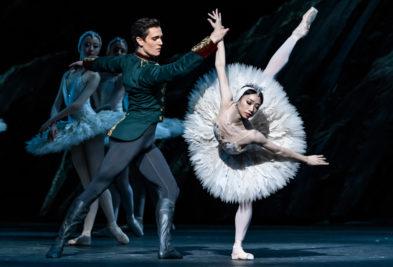 Go back to ballet this autumn