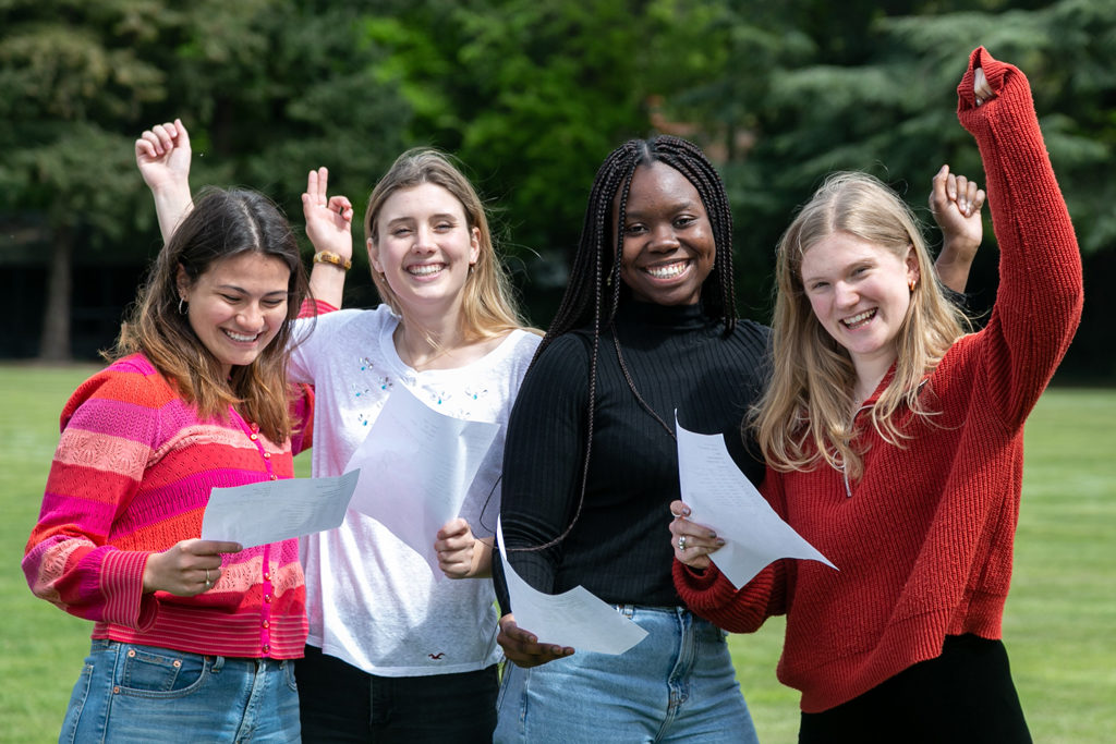There were strong performances across all subjects, particularly Further Maths (100% A*),  Art (86% A*), Politics (57% A*), Latin (50% A*), History (29% A*) and Physics (25% A*).