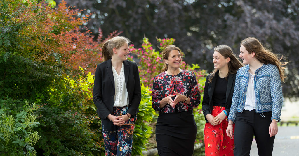 Independent School A-level Success
