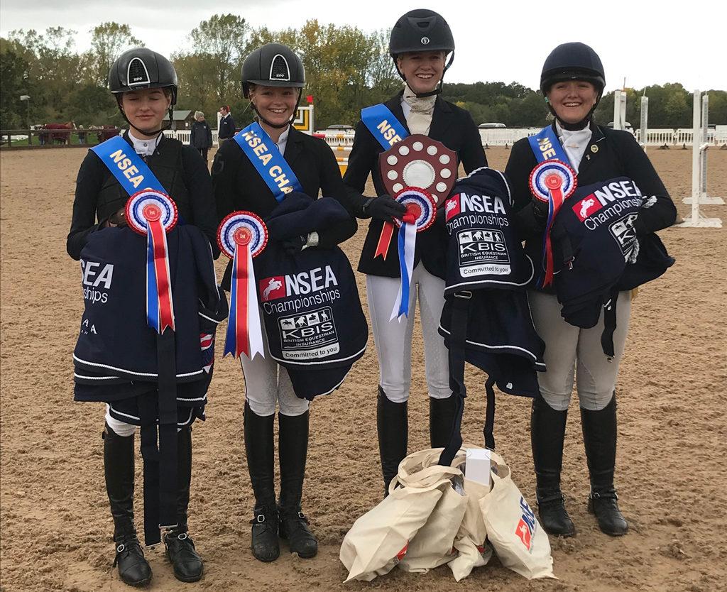 Equestrian Success for Cranleigh
