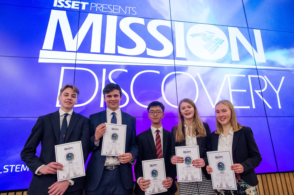 Tonbridge Reaches Lofty Heights With Mission Discovery