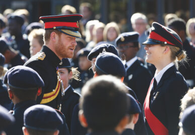 Eleanor Doughty explores how schools with historic military links have moved with the times while retaining their original traditions