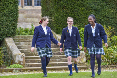 Adcote wins 'Senior School of the Year' Award