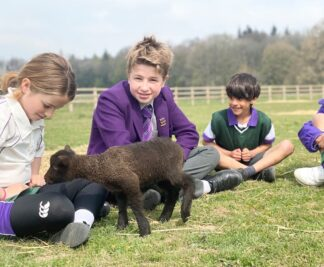York House School Welcomes In Spring