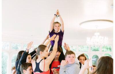New British Youth Music Theatre Summer Schools